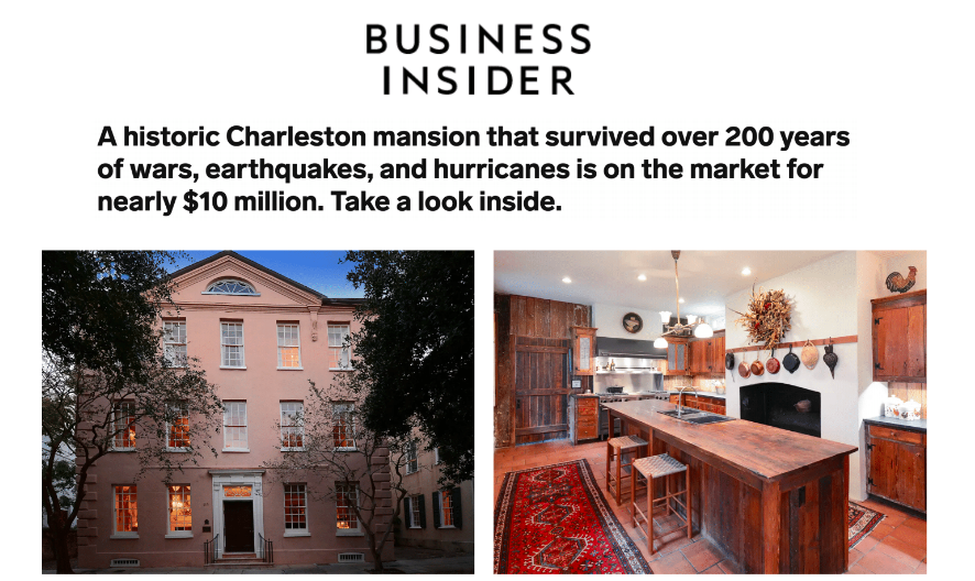 Business Insider promotes 69 Church Street