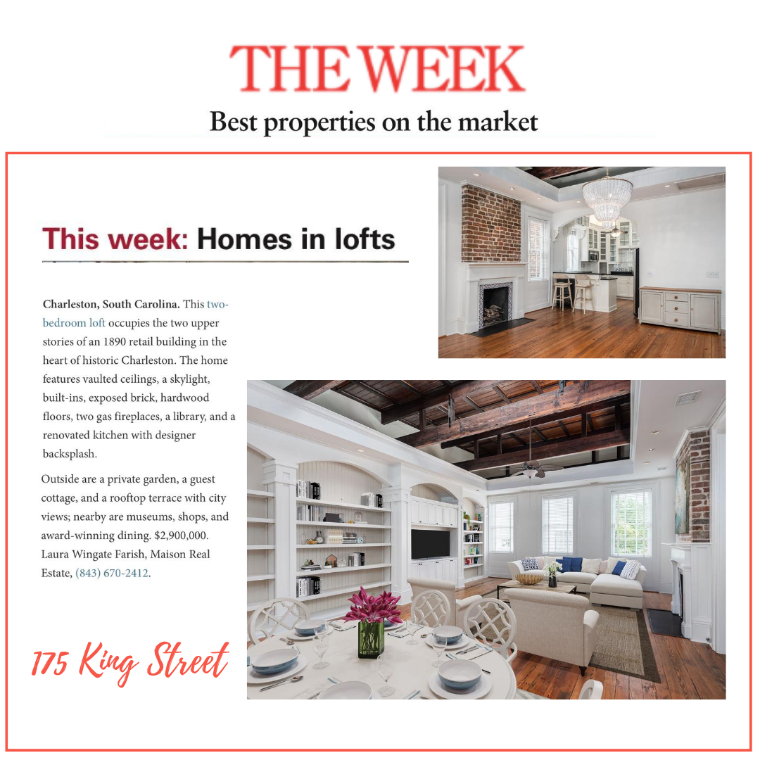 The Week chooses 175 King Street as a