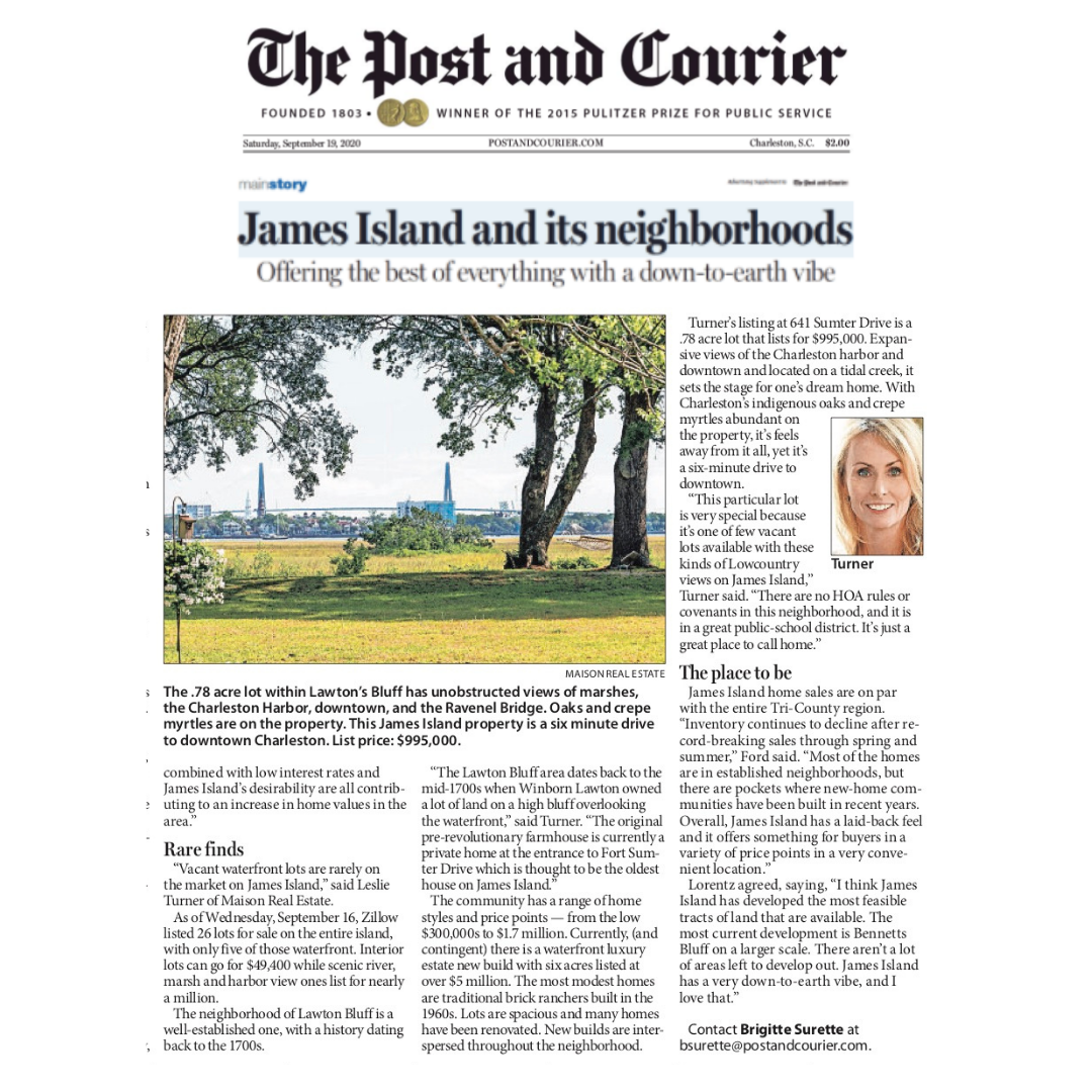 641 Fort Sumter included in Post and Courier article.