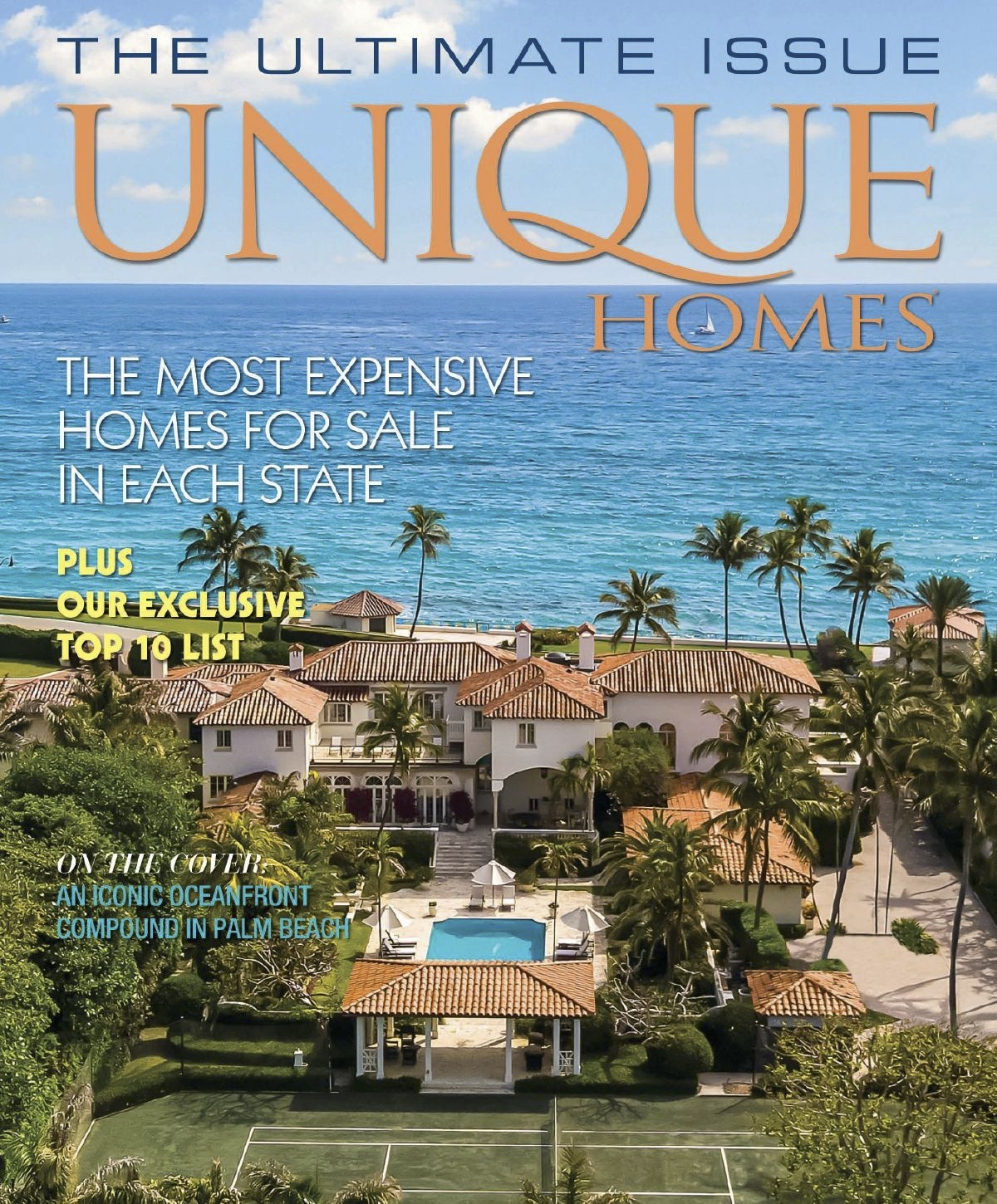 29 Legare featured in Unique Homes